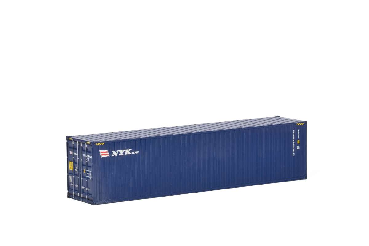 nyk 40 fod container