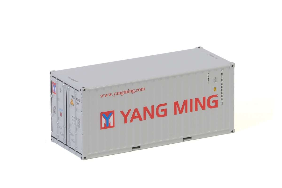yang ming 20 fod container